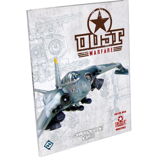 Dust Warfare: Campaign Book - Icarus