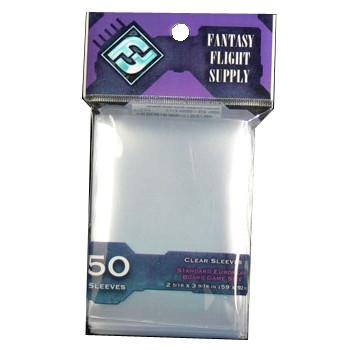 Fantasy Flight Sleeves: Standard Euro Board Game Size (50)