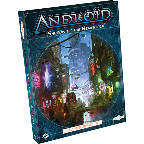 Genesys RPG: Android - Shadow of the Beanstalk (Hardcover