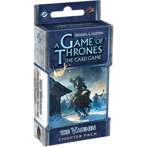 A Game of Thrones LCG - The Valemen Chapter Pack