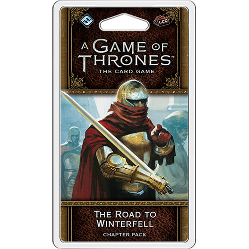 A Game of Thrones LCG (2nd Edition): Road to Winterfell Chapter Pack