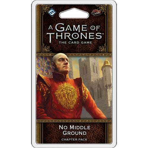 A Game of Thrones LCG (2nd Edition): No Middle Ground Chapter Pack