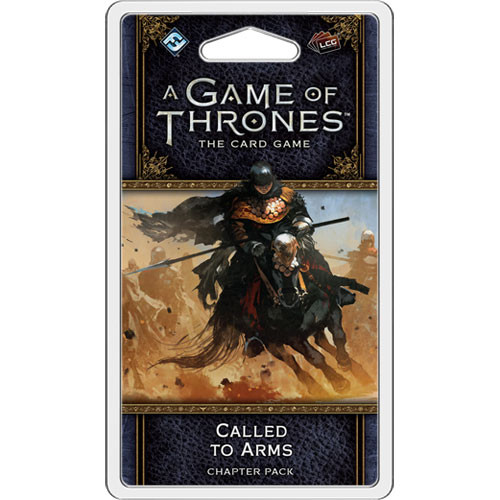 A Game of Thrones LCG (2nd Edition): Called to Arms Chapter Pack