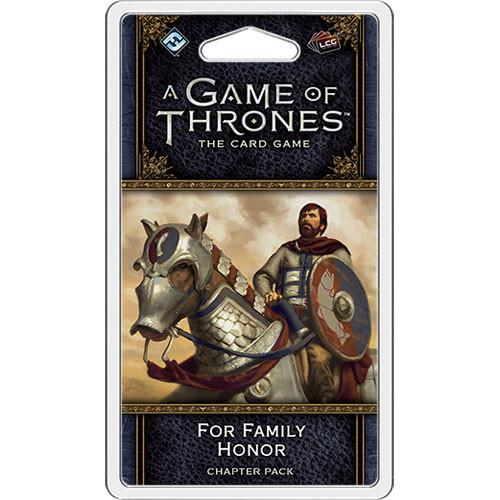A Game of Thrones LCG (2nd Edition): For Family Honor Chapter Pack