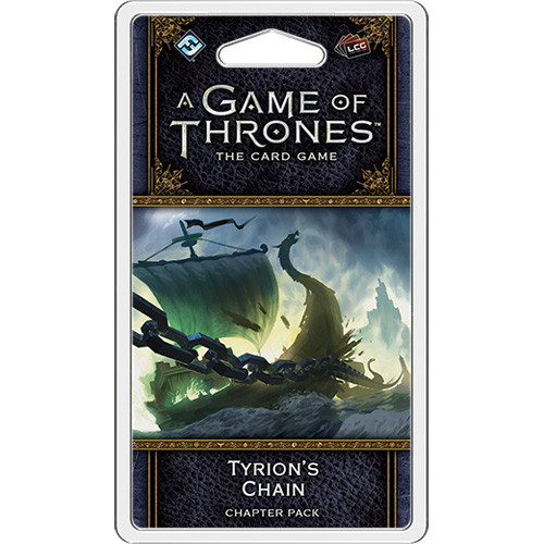 A Game of Thrones LCG (2nd Edition): Tyrion's Chain Chapter Pack