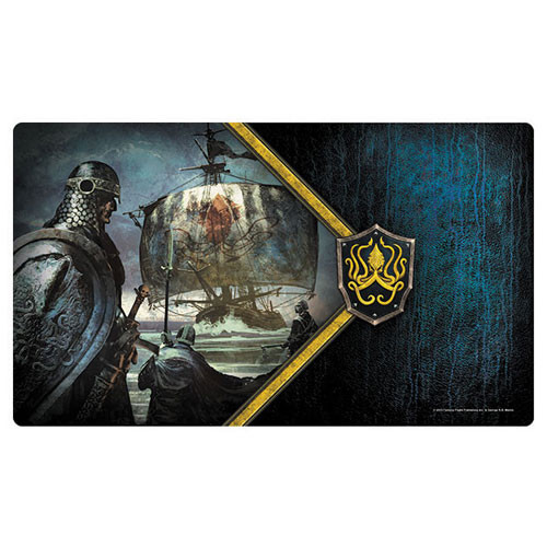 A Game of Thrones LCG Playmat: - Ironborn Reavers