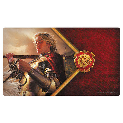 A Game of Thrones LCG Playmat: The Kingslayer