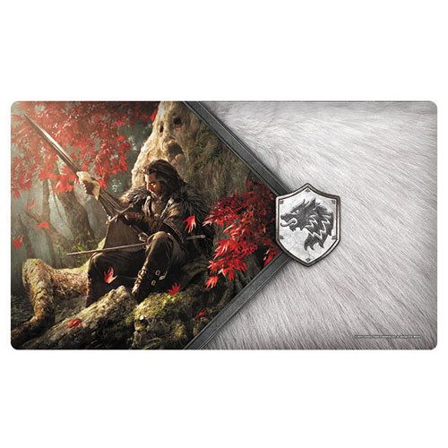 A Game of Thrones LCG Playmat: The Warden of the North