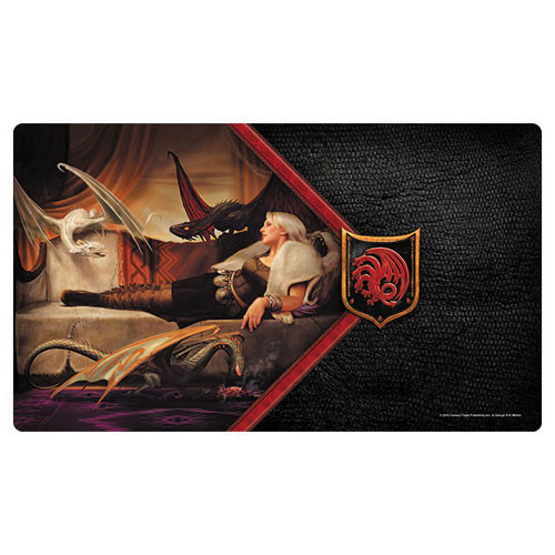 A Game of Thrones LCG (2nd Edition): The Mother of Dragons Playmat