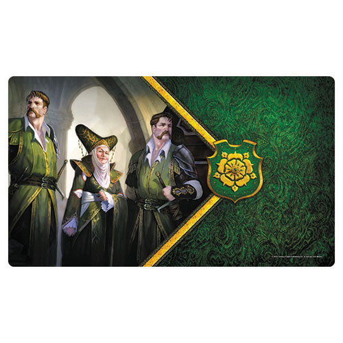 A Game of Thrones LCG Playmat: The Queen of Thorns