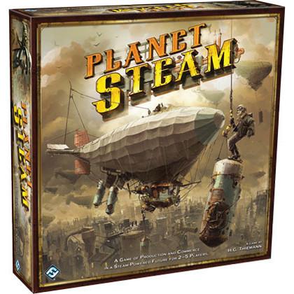 Planet Steam (Last Chance)