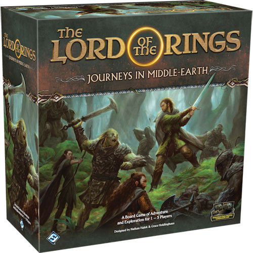 The Lord of the Rings: Journeys in Middle-Earth - Base Game