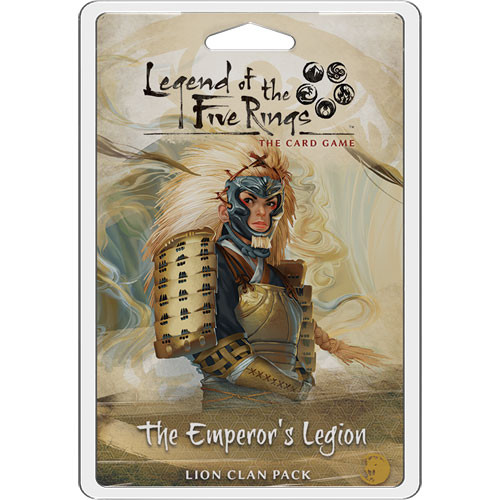 Legend of the Five Rings LCG The Fires Within Dynasty Pack Sealed New FFG L5R