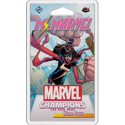 Marvel Champions LCG: Ms. Marvel Hero Pack