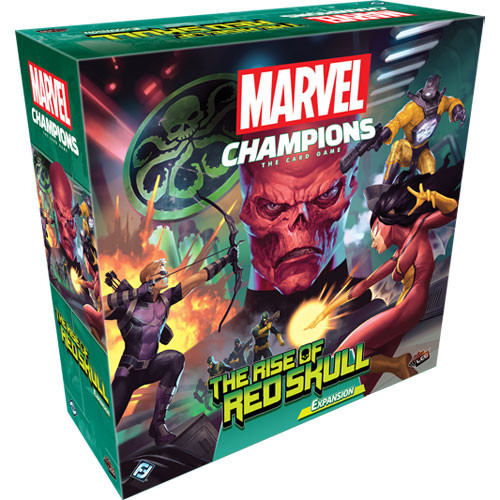 Marvel Champions LCG: The Rise of Red Skull Expansion