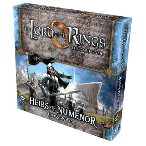 The Lord of the Rings LCG: Heirs of Numenor Deluxe Expansion
