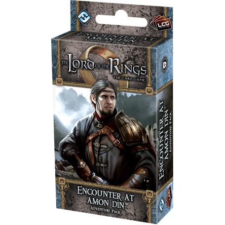 The Lord of the Rings LCG: Encounter at Amon Din Adventure Pack