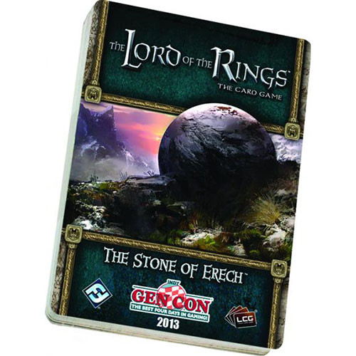 The Lord of the Rings LCG: The Stone of Erech
