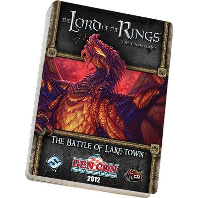 The Lord of the Rings LCG: The Battle of Lake-town