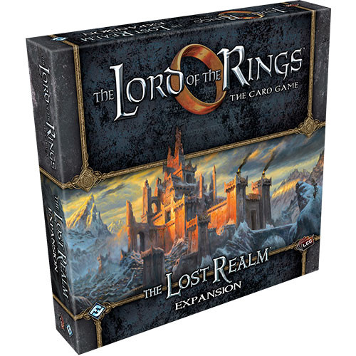The Lord of the Rings LCG: The Lost Realm Deluxe Expansion
