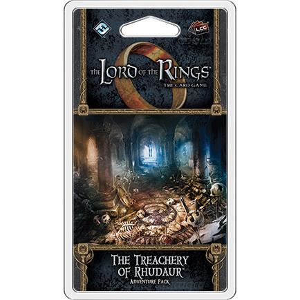 The Lord of the Rings LCG: The Treachery of Rhudaur Adventure Pack