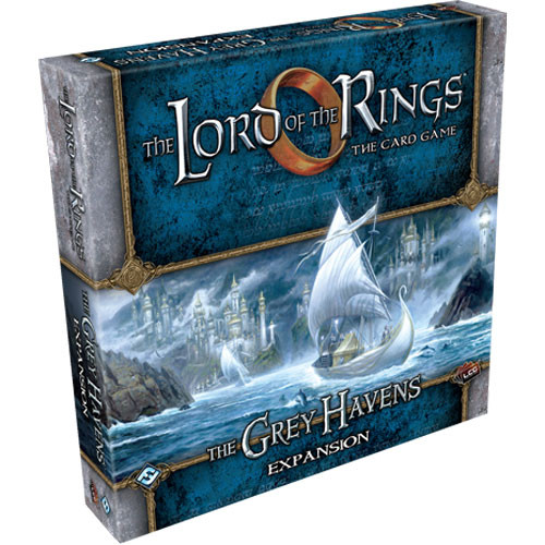 The Lord of the Rings LCG: The Grey Havens Deluxe Expansion