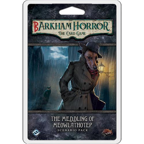 Arkham Horror LCG: Barkham Horror - Meddling of Meowlathotep Scenario