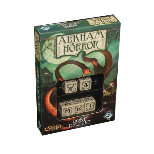 Arkham Horror - Bone Dice Set (5)