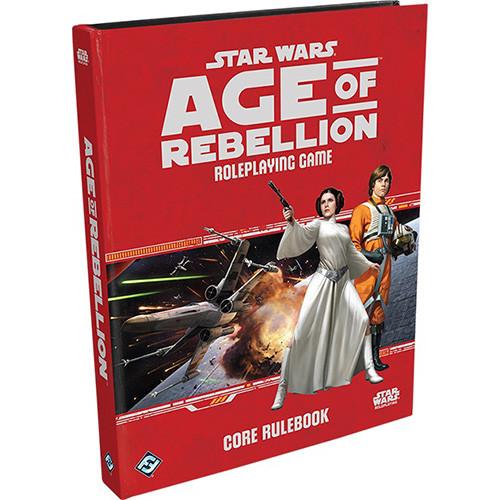 Star Wars: Age of Rebellion RPG - Core Rulebook