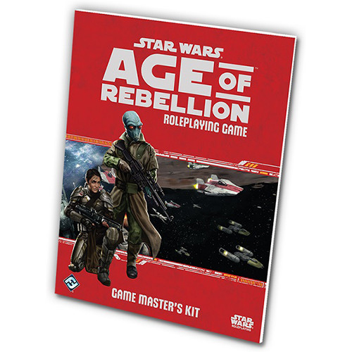 Star Wars: Age of Rebellion RPG - Game Master's Kit