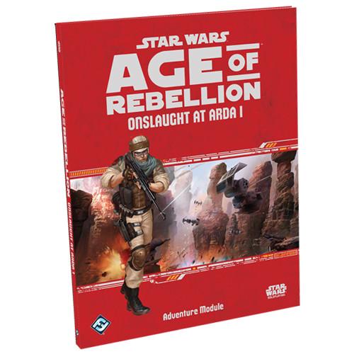 Star Wars: Age of Rebellion RPG - Onslaught at Arda I