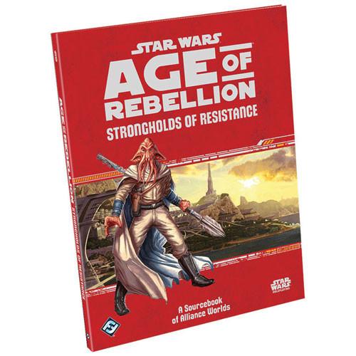 Star Wars: Age of Rebellion RPG - Strongholds of Resistance