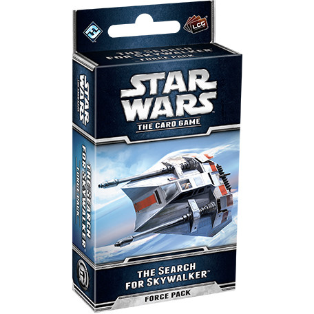 Star Wars LCG - The Search for Skywalker Force Pack