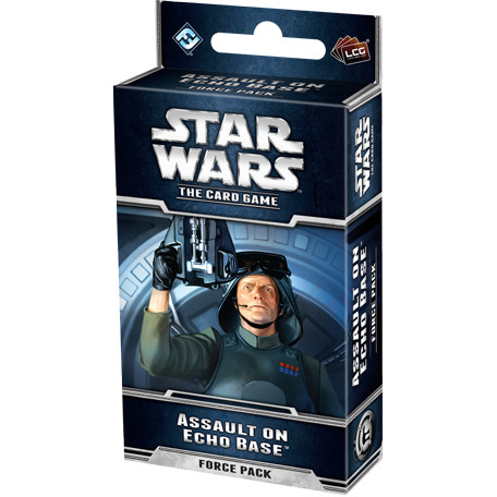 Star Wars LCG - Assault on Echo Base Force Pack
