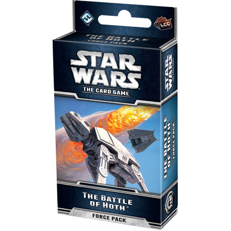 Star Wars LCG - The Battle of Hoth Force Pack