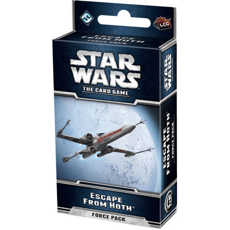 Star Wars LCG - Escape from Hoth Force Pack