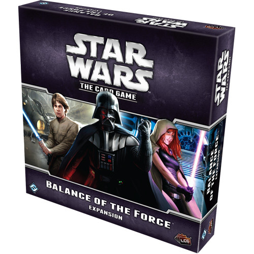 Star Wars LCG - Balance of the Force Deluxe Expansion