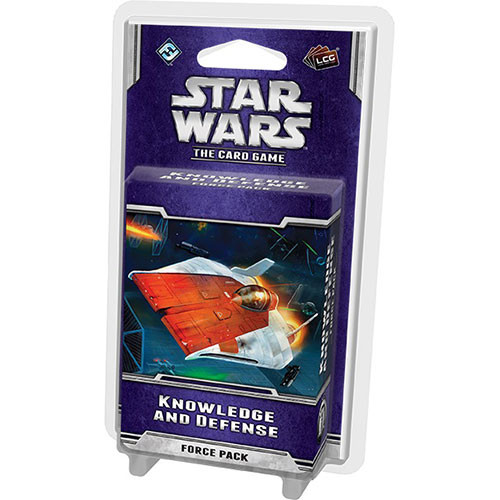 Star Wars LCG - Knowledge and Defense Force Pack