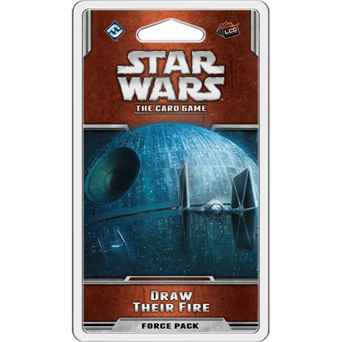 Star Wars LCG - Draw Their Fire Force Pack