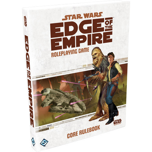 Star Wars: Edge of the Empire RPG - Core Rulebook