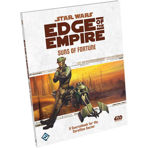 Star Wars: Edge of the Empire RPG - Suns of Fortune