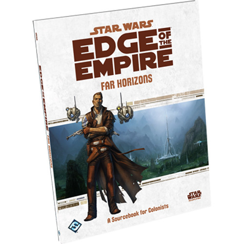Star Wars: Edge of the Empire RPG - Far Horizons Sourcebook