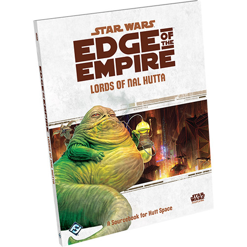 Star Wars: Edge of the Empire RPG - Lords of Nal Hutta Sourcebook