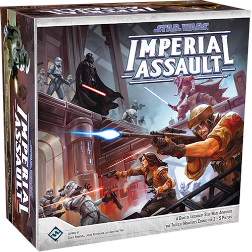 Star Wars: Imperial Assault - Core Set | Board Games