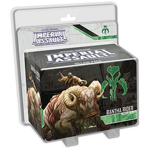 Star Wars: Imperial Assault - Bantha Rider Villain Pack