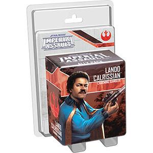 Star Wars: Imperial Assault - Lando Calrissian Ally Pack