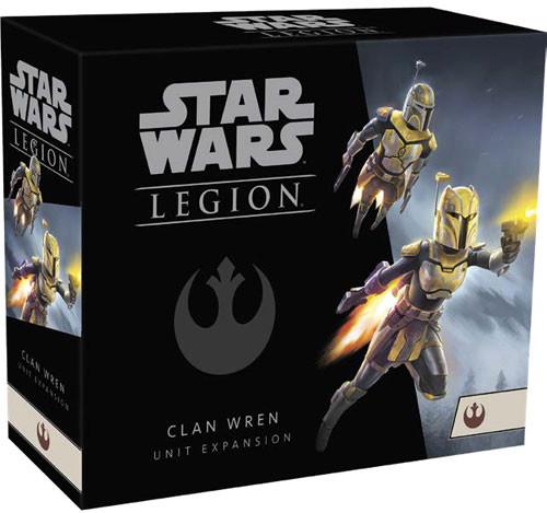 Star Wars: Legion - Clan Wren Unit Expansion