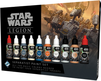 Star Wars: Legion - Separatist Paint Set