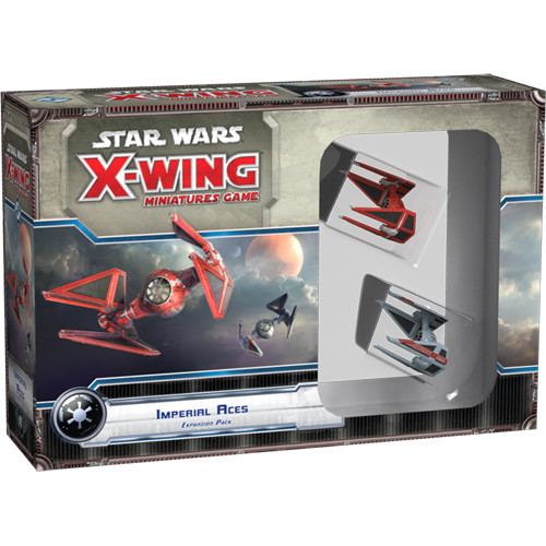 Star Wars: X-Wing - Imperial Aces Expansion Pack