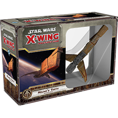 Star Wars: X-Wing - Hound's Tooth Expansion Pack